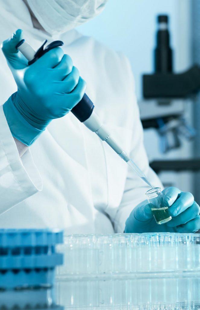 MOLECULAR DIAGNOSTICS TESTING