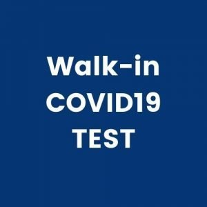 Walk-in Test covid19
